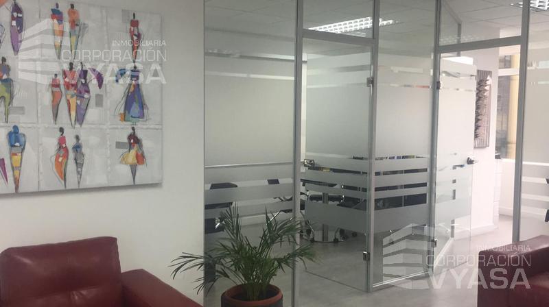 Foto Oficina en Alquiler en  Centro Norte,  Quito  CAROLINA - PORTUGAL, EXCELENTE OFICINA AMOBLADA EN ARRIENDO DE 95,00 M2