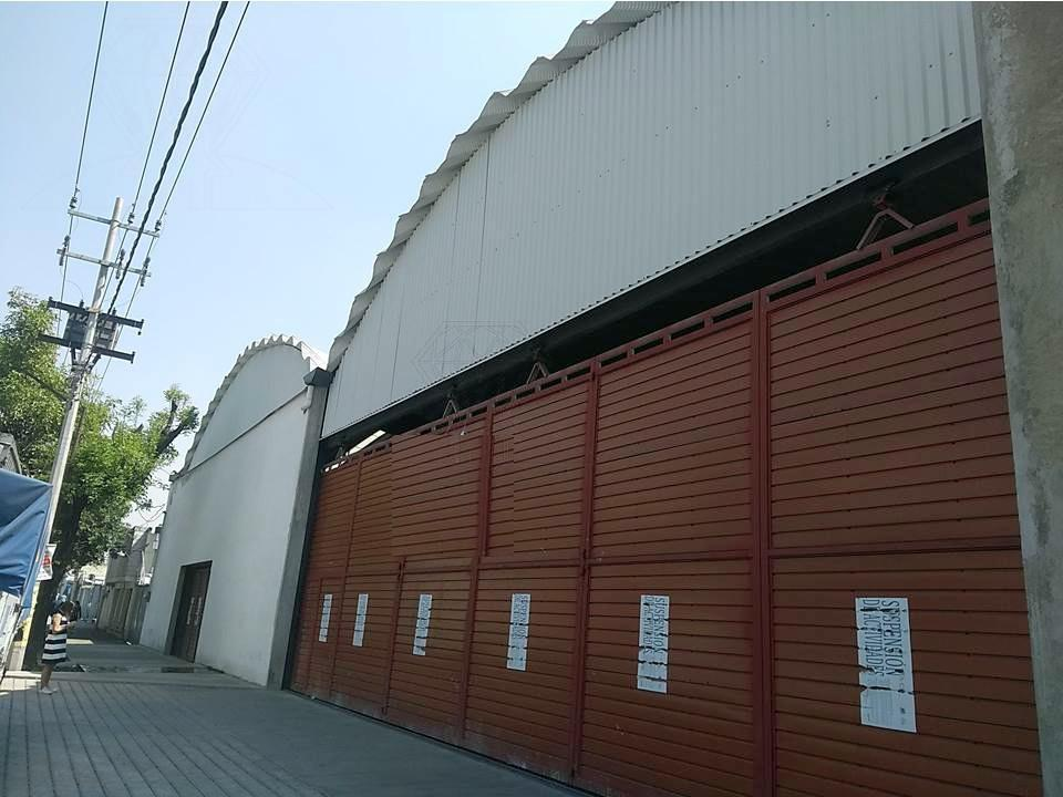Foto Nave Industrial en Renta en  Industrial Vallejo,  Azcapotzalco  Norte 45 bodega en renta, col. Industrial Vallejo (LD)