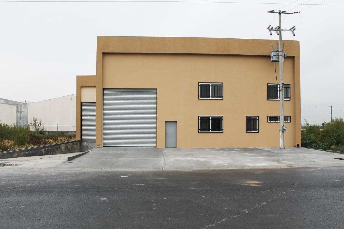 Foto Bodega Industrial en Venta en  Zona Industrial,  Gral. Escobedo  LIBRAMIENTO NORESTE al 1000
