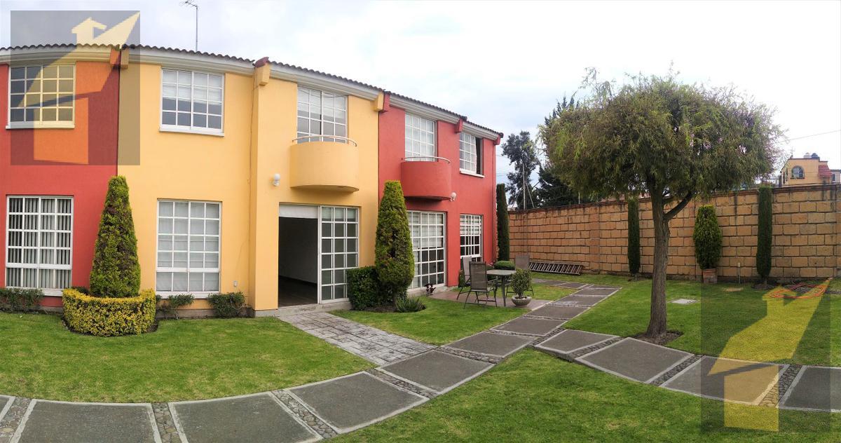 Foto Casa en condominio en Renta |  en  San Salvador Tizatlalli,  Metepec  San Salvador Tizatlalli