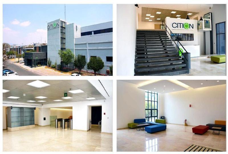 Foto Oficina en Renta en  Naucalpan,  Naucalpan de Juárez  SKG Asesores Inmobiliarios Renta Oficina de 1780 m2,  3 niveles en CITION, Naucalpan