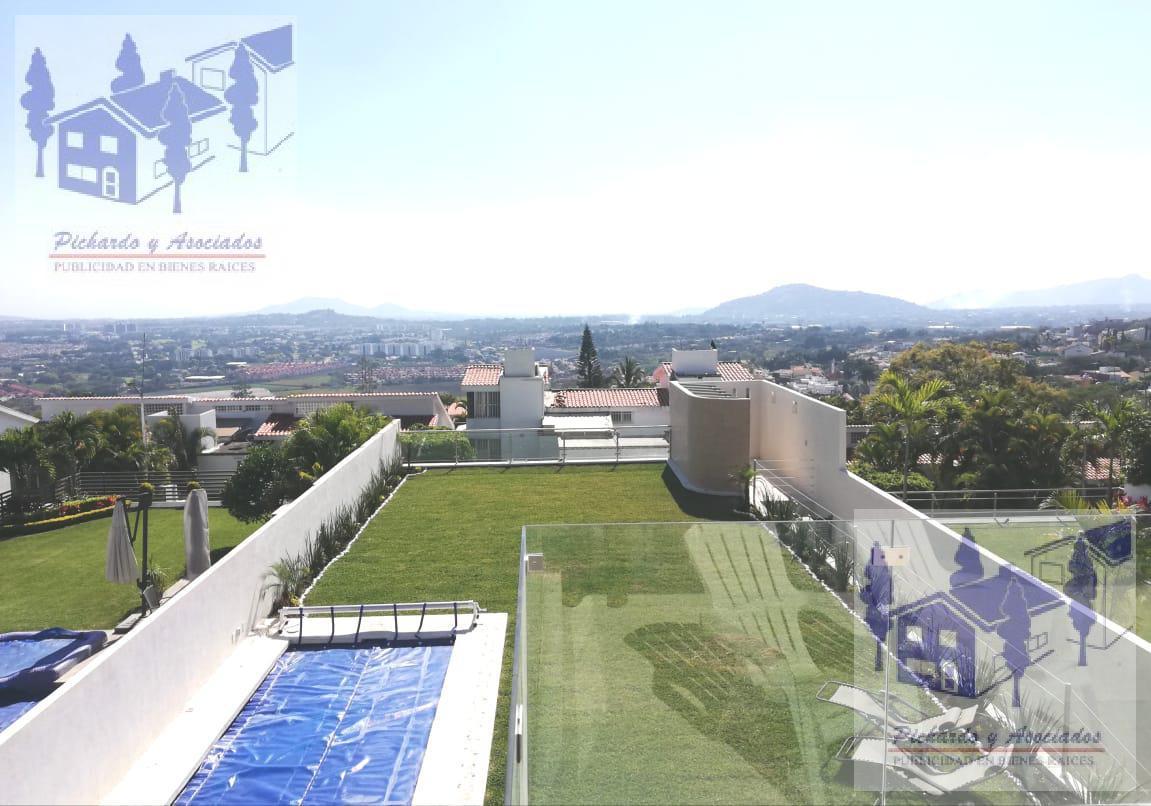 Foto Casa en Venta en  Fraccionamiento Burgos,  Temixco  Hermosa Residencia nueva en Burgos Corinto