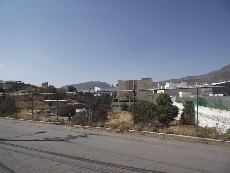Foto Terreno en Venta en  Las Palmitas,  Pachuca  TERRENO CENTRICO, PACHUCA, HGO