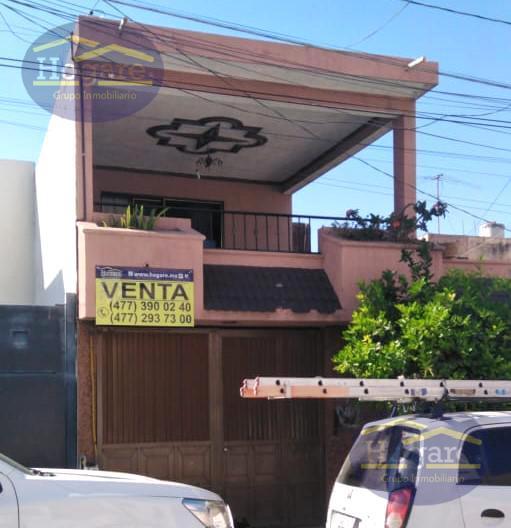 Casa Venta Santa María del Granjeno excelente ubicación al Sur de la ciudad León, Gto