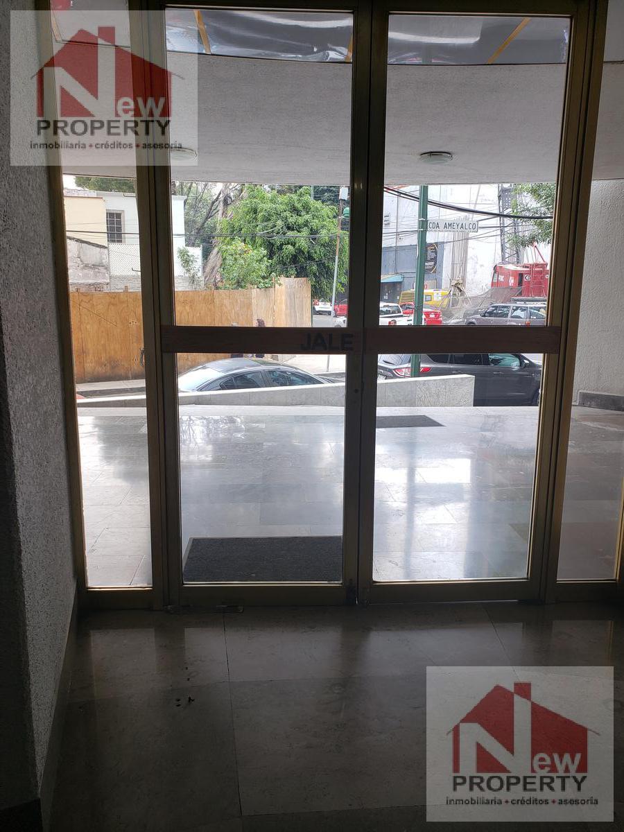 Foto Oficina en Renta en  Del Valle,  Benito Juárez  av insurgentes