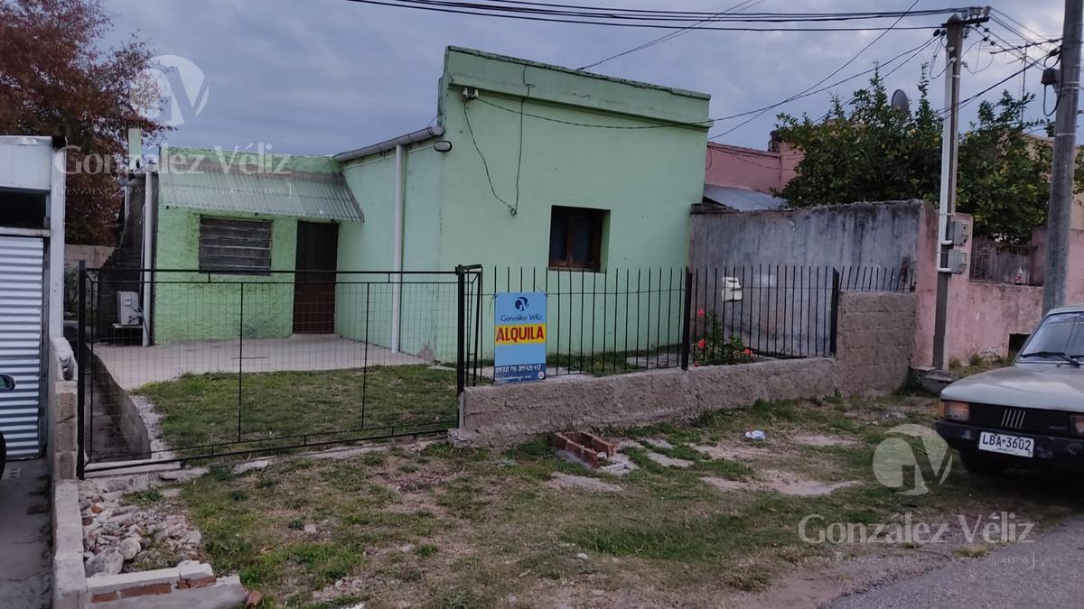 Foto Casa en Alquiler en  Carmelo ,  Colonia  Isidoro R. Casi Libertad