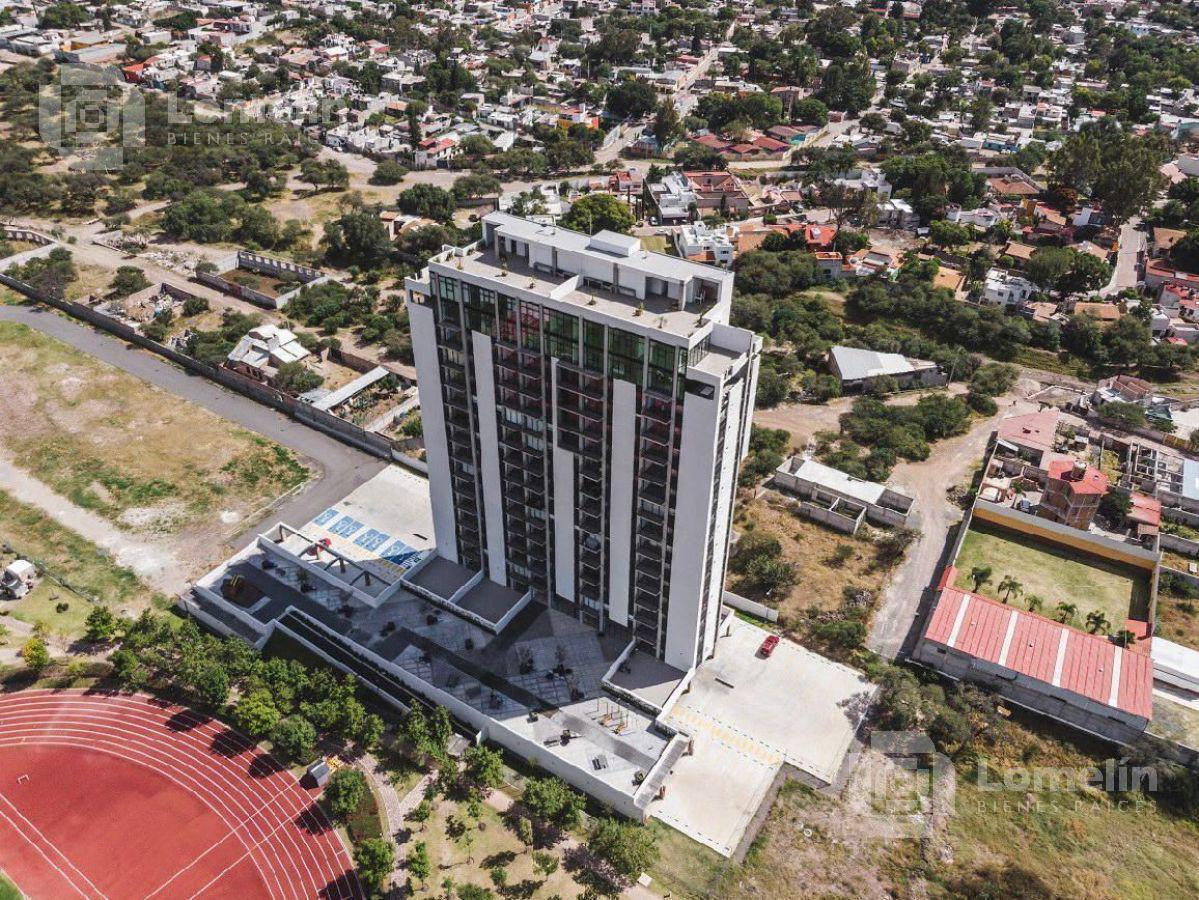 Foto Departamento en Renta en  El Salitre,  Querétaro  Departamento en Renta de 1 recamara en La Loma Residences Querétaro