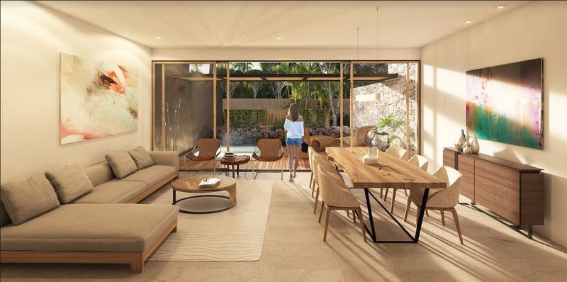Aldea Zama Apartment for Sale scene image 1
