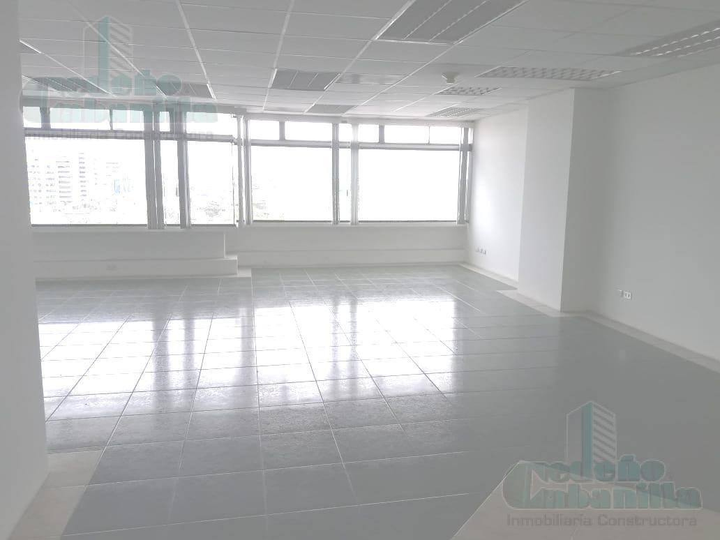 Foto Oficina en Alquiler en  Norte de Guayaquil,  Guayaquil  ALQUILER DE OFICINA EN  AVENIDA MIGUEL H ALCÍVAR INCLUIDO VALOR DE EXPENSAS