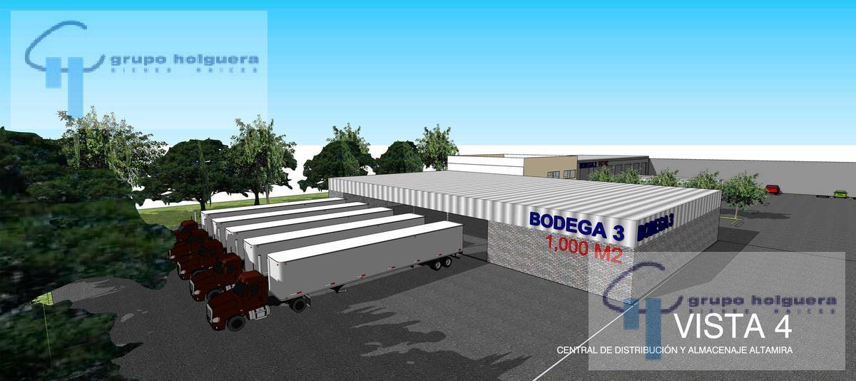 Foto Bodega Industrial en Renta en  Parque industrial Puerto Industrial de Altamira,  Altamira          BODEGAS EN RENTA EN EL PUERTO INDUSTRIAL DE ALTAMIRA, TAM., UBICADA SOBRE EL BLVD. JULIO RODOLFO MOCTEZUMA