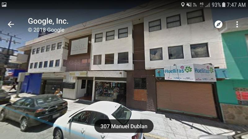 Foto Edificio Comercial en Renta en  Periodista,  Pachuca  Periodista