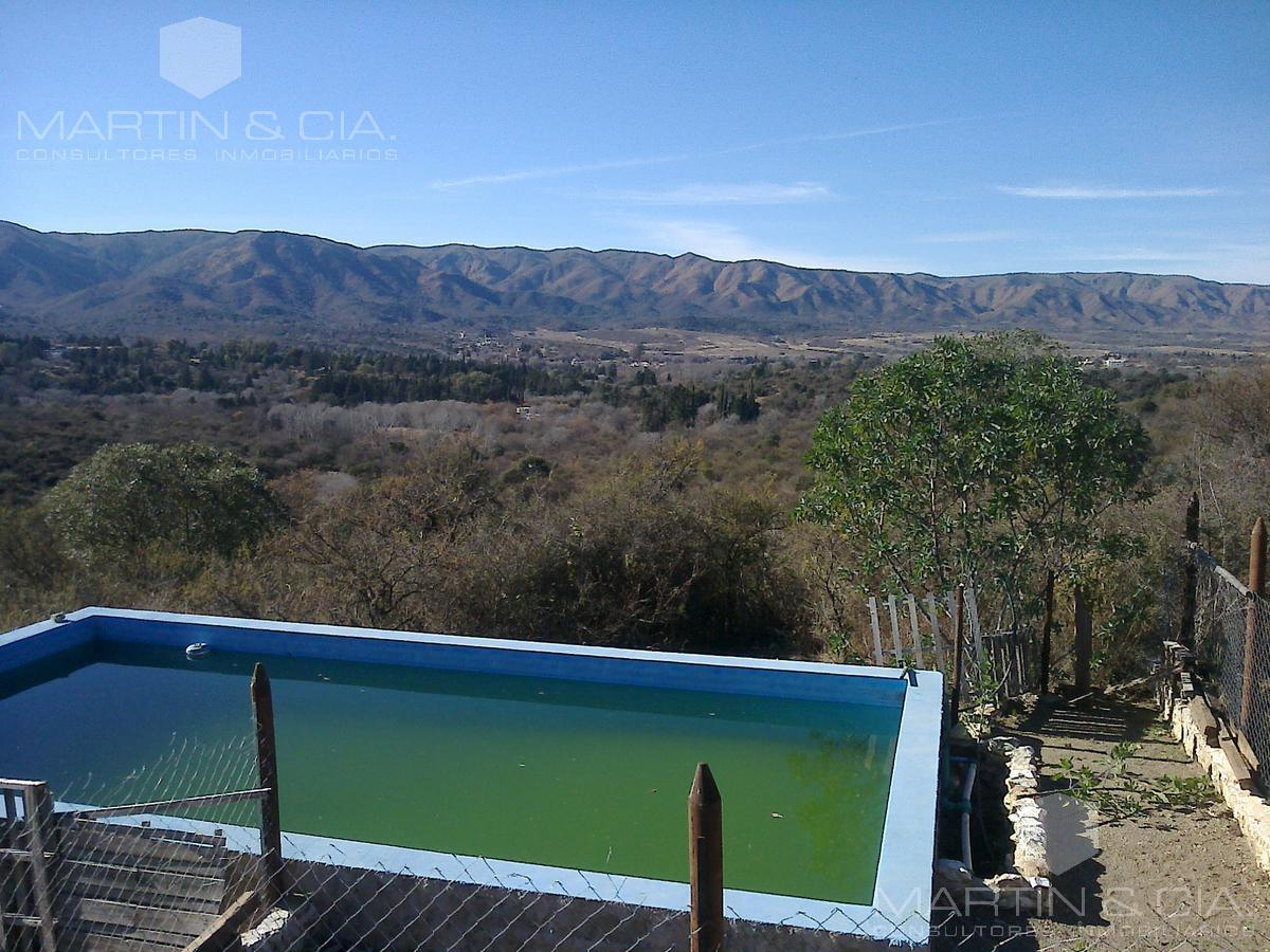 Foto Quinta en Venta en  Casa Grande,  Punilla  cruzando Rio Grande