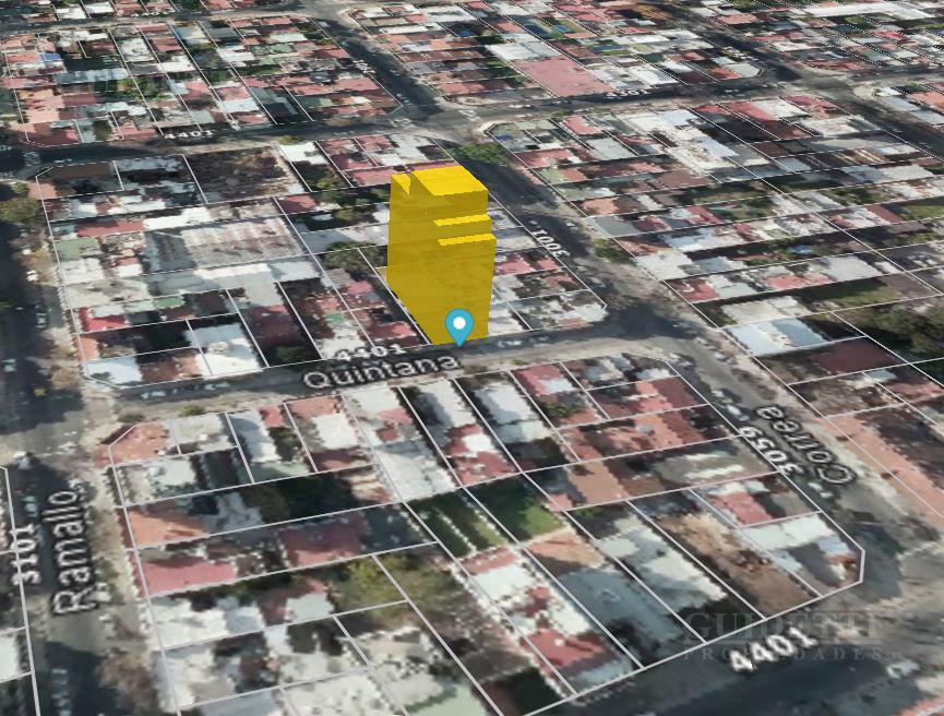 Foto Terreno en Venta en  Saavedra ,  Capital Federal  QUINTANA al 4400