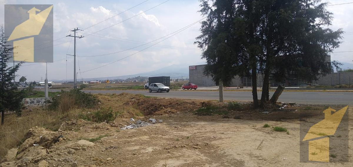 Foto Terreno en Venta |  en  San Luis Mextepec,  Zinacantepec  San Luis Mextepec