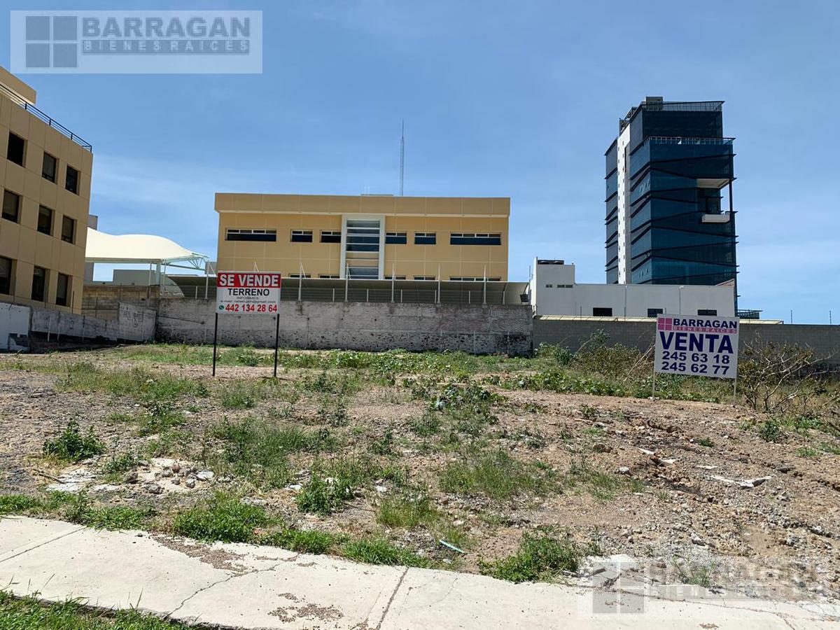 Foto Terreno en Venta en  Centro Sur,  Querétaro  Terreno Comercial en Venta, Centro Sur