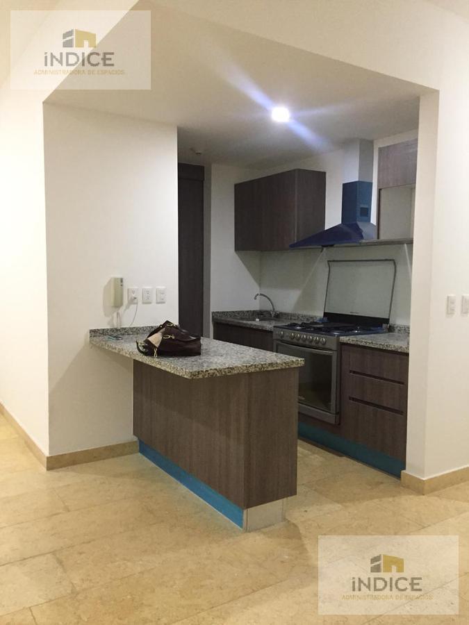 Foto Departamento en Renta en  Fraccionamiento Lomas de  Angelópolis,  San Andrés Cholula  High Towers (depto.302 - ed.2)