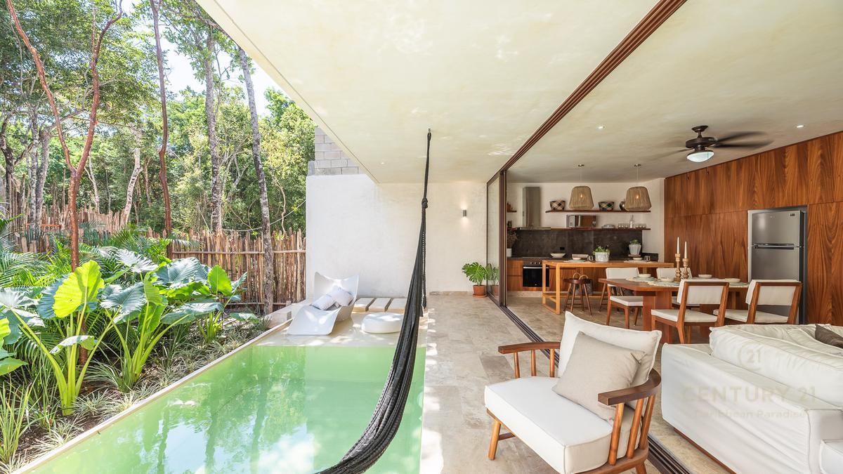 Aldea Zama Apartment for Sale scene image 37