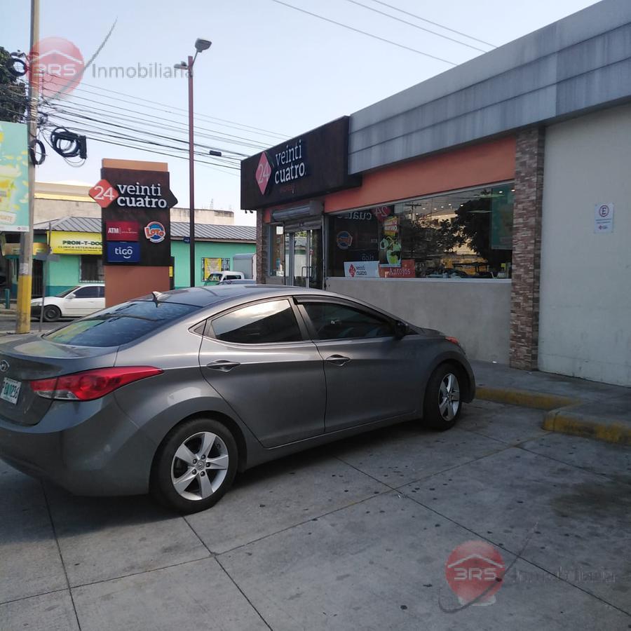 Foto Local en Renta en  San Pedro Sula,  San Pedro Sula  Local con autoservicio en la Avenida Juan Pablo II