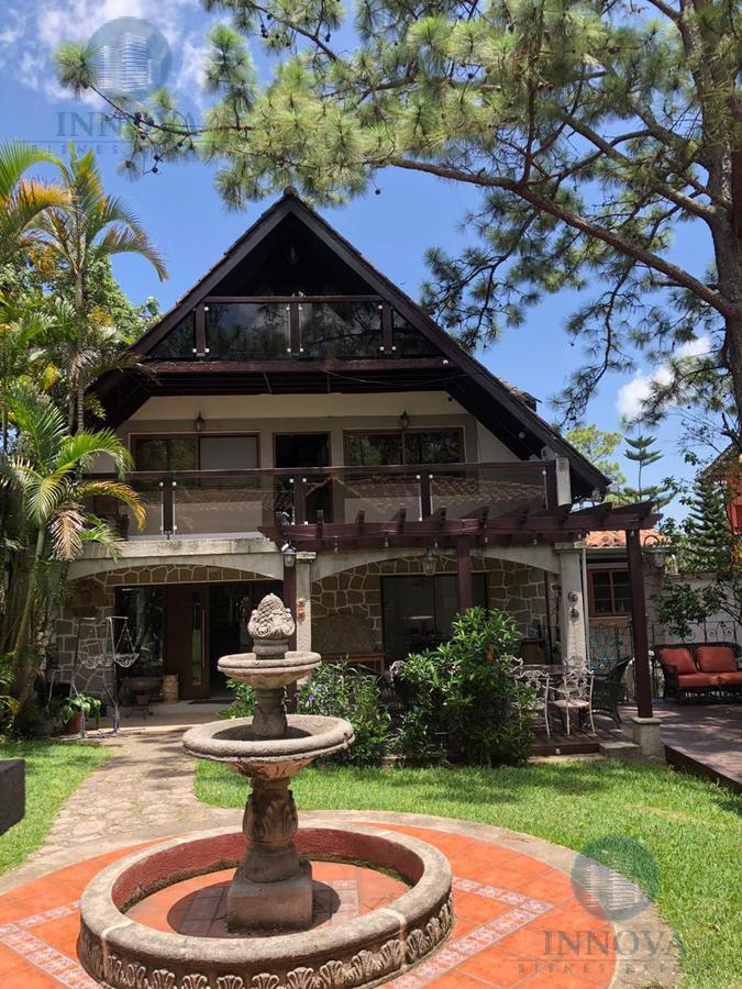 Foto Casa en Renta | Venta en  El Hatillo,  Distrito Central  Casa en Venta Residencial El Hatillo