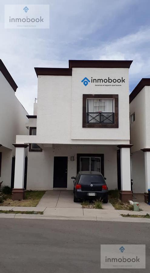 Foto Casa en Venta en  Fraccionamiento Privanzza San Ángel,  Chihuahua  PUENTE DE PIEDRA