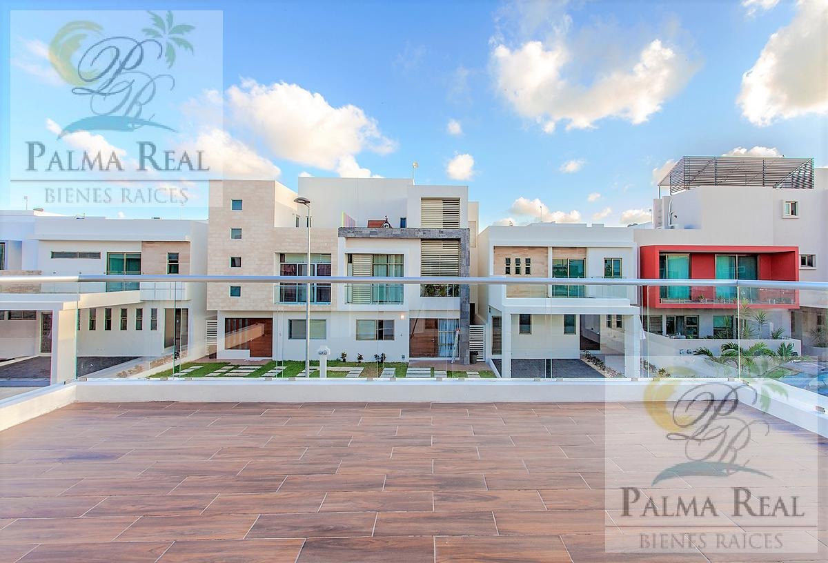 Foto Casa en Venta en  Cancún ,  Quintana Roo  ¡¡PRECIOSA CASA EN VENTA EN RESIDENCIAL AQUA!!!