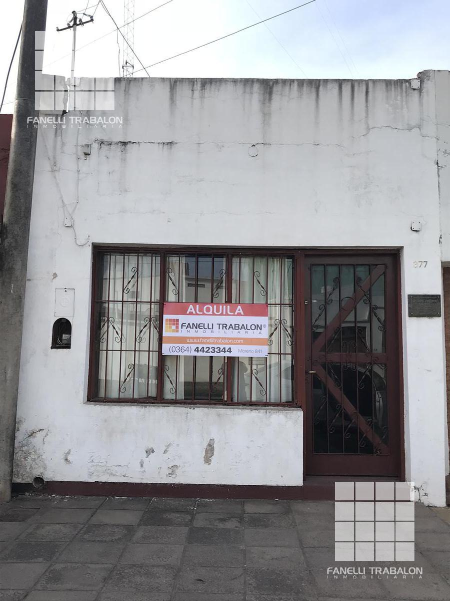 Foto Oficina en Alquiler en  Centro,  Presidencia Roque Saenz Peña  17 e 8 y 10