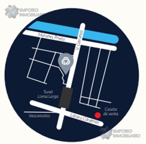Foto Oficina en Renta en  Loma Larga,  Monterrey  Oficina Renta Atarius Loma Larga Mty $20,400 Alekal EMO1