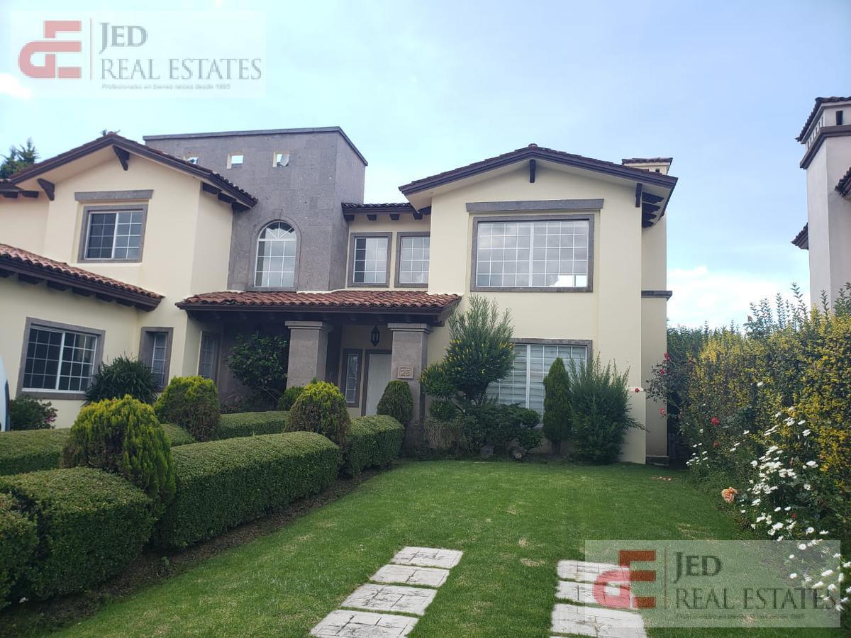 Foto Casa en condominio en Renta en  Los Robles,  Lerma  Almendros 25