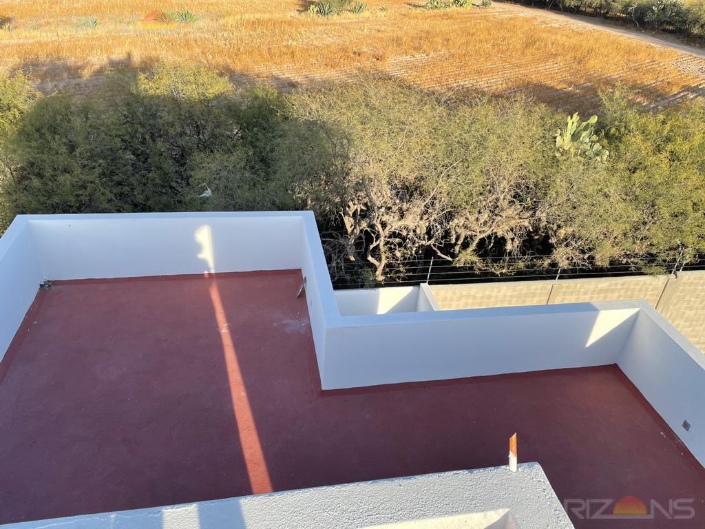 Foto Casa en Venta en  Villa de Pozos,  San Luis Potosí  OPORTUNIDAD Casa Nueva con Roof Garden en Venta Privada  Zibari  Villa de Pozos SLP L-9811