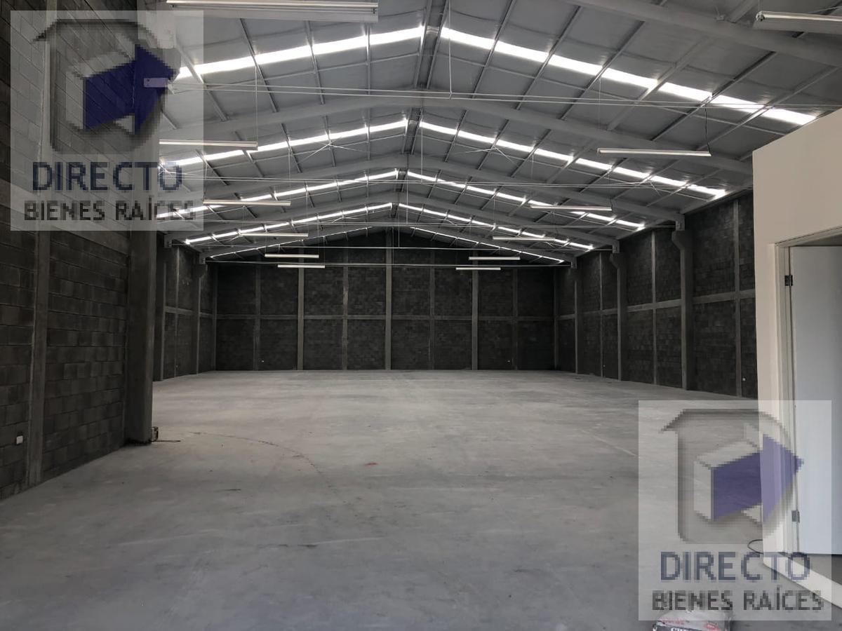 Foto Bodega Industrial en Renta en  Agropecuaria,  Gral. Escobedo  BODEGA EN RENTA EN PARQUE INDUSTRIAL