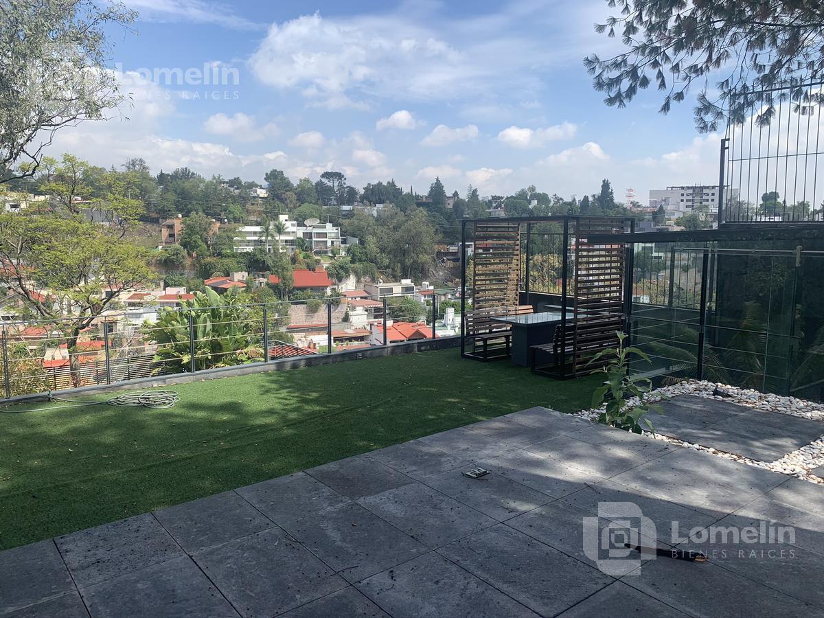 Foto Casa en Renta en  Miguel Hidalgo ,  Ciudad de Mexico  Lomas de Chapultepec - Sierra Amatepec - Casa en Renta