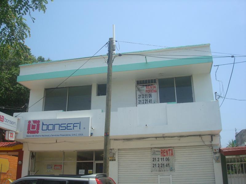 Foto Oficina en Renta en  Coatzacoalcos Centro,  Coatzacoalcos  Benito Juárez No. 704-Altos, Colonia Centro