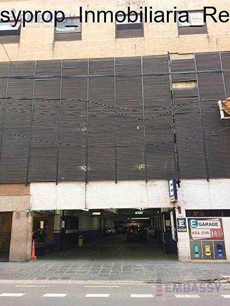 Foto Cochera en Venta en  Recoleta ,  Capital Federal  Uriburu al 1000 Recoleta- Valet Parking Seguridad 24 hs