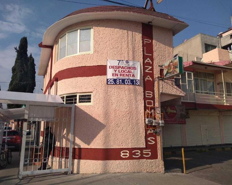 Foto Oficina en Renta en  Cafetales,  Coyoacán  Calzada DE LAS Bombas 847