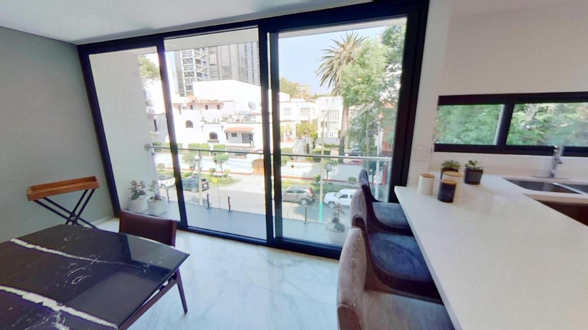 Foto Departamento en Renta en  Polanco,  Miguel Hidalgo  Emerson, Lido Residences departamento NUEVO en renta, Polanco