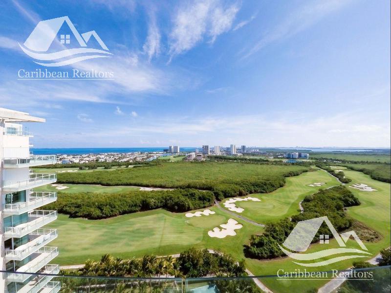 Foto Departamento en Venta en  Puerto Cancún,  Cancún  Departamento en venta en Puerto Cancún