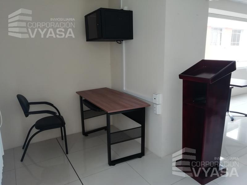 Foto Oficina en Venta en  La Carolina,  Quito  LA CAROLINA - BONITA OFICINA  DE VENTA DE 53.5 M2