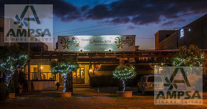 Foto Edificio Comercial en Venta en  Vista Hermosa,  Tequisquiapan  HOTEL BOUTIQUE LA VERANDA EN VENTA