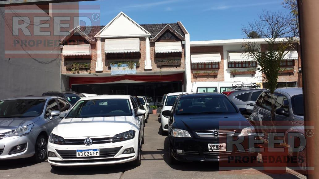 Foto Local en Alquiler en  Olivos-Vias/Maipu,  Olivos  Av Maipu al 3500