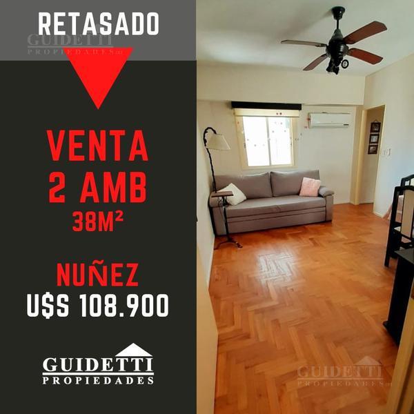 Foto Departamento en Venta en  Belgrano ,  Capital Federal  Montañeses al 2700