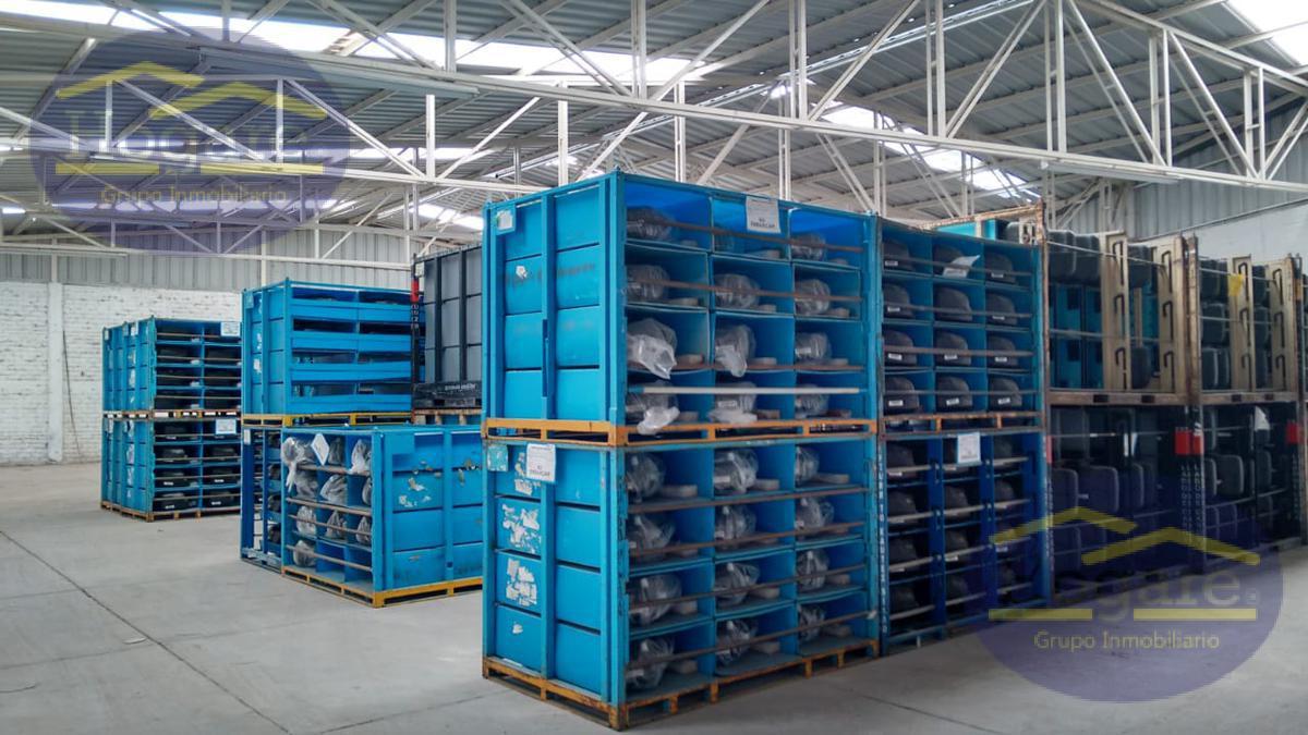 Bodega Industrial en Renta en renta a 10 minutos del Puerto Interior, León Gto.