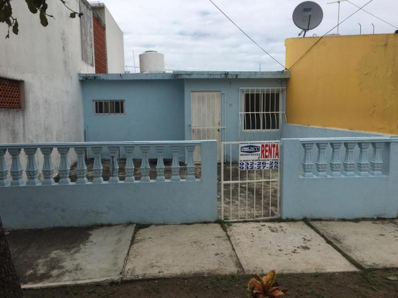 Foto Casa en Renta en  El Jobo,  Veracruz  Andador Maguey # 81, Fraccionamiento EL Jobo, Veracruz, Ver.