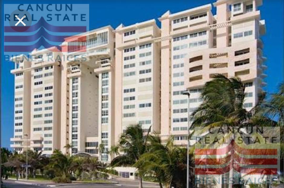 Foto Departamento en Venta en  Zona Hotelera,  Cancún  Lahia Cancún