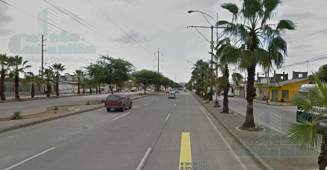 Foto Terreno en Venta en  Norte de Guayaquil,  Guayaquil  VENTA DE TERRENO COMERCIAL EN AVENIDA PRINCIPAL IDEAL PARA INVERSIONISTAS, CONCESIONARIAS