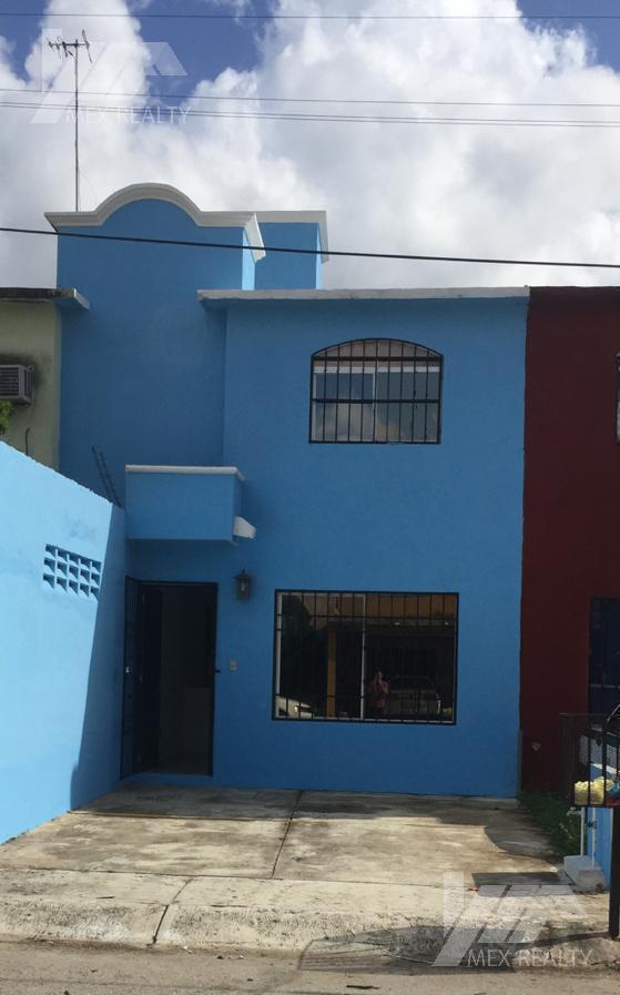 Foto Casa en Venta en  Cancún,  Benito Juárez  CASA EN VENTA, HACIENDA REAL DEL CARIBE, CANCUN, Q. ROO, CONTADO Y CRÉDITO FOVISSSTE, CLAVE BLAN52020