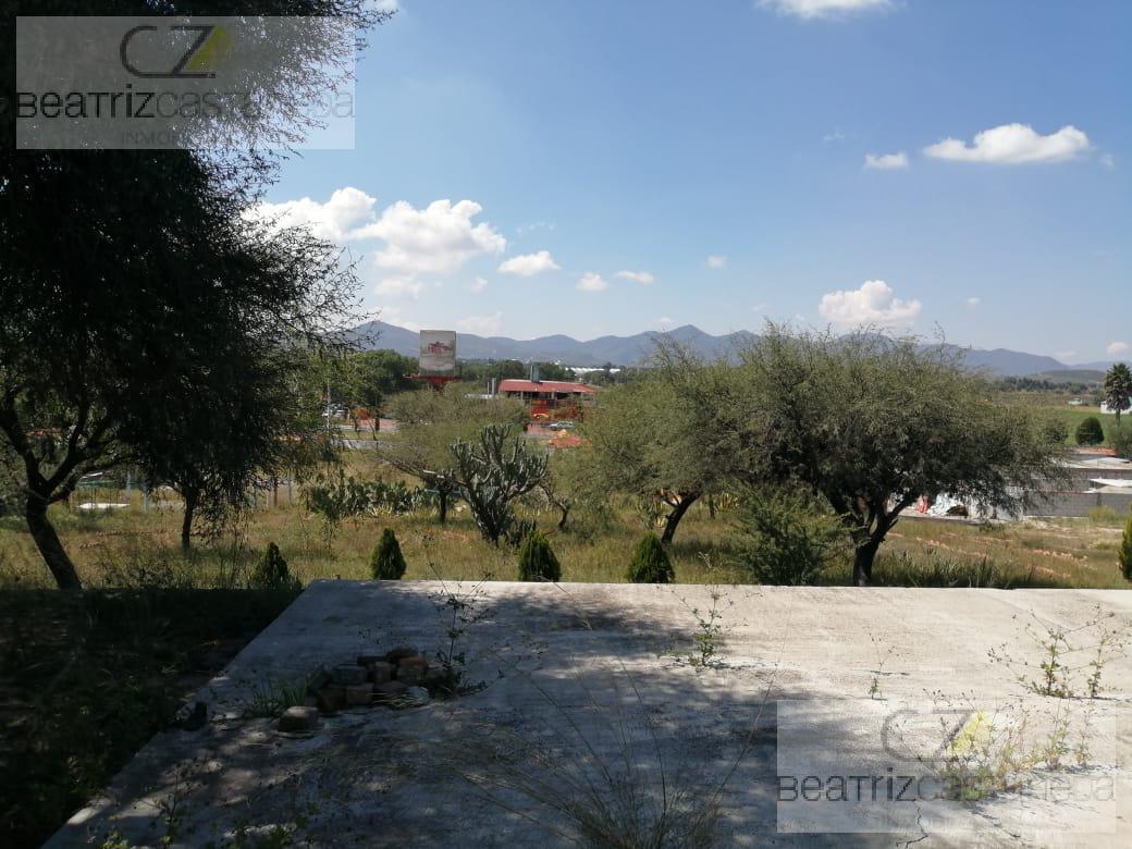 Foto Terreno en Venta en  El Calvario,  El Arenal  TERRENO SOBRE CARRETERA, ACTOPAN, HIDALGO
