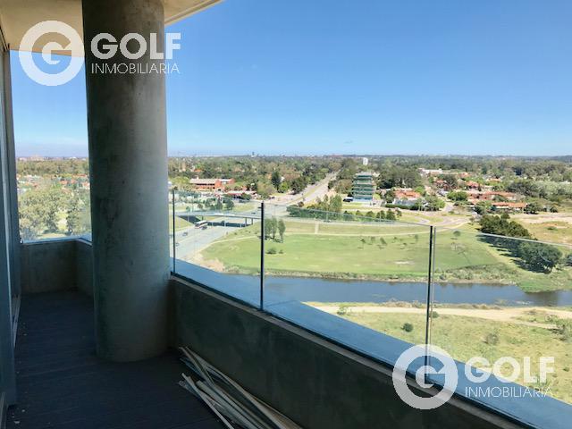 Foto Departamento en Alquiler en  Carrasco Este ,  Canelones          Unidad 101 Frente al puente, hermosas vistas, piscina, spa, gym, sauna, vigilancia