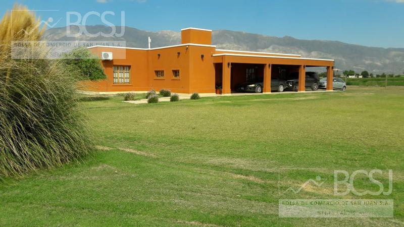 Foto Quinta en Venta en  Pocito ,  San Juan  CALLE 13-  lOS SAUCES