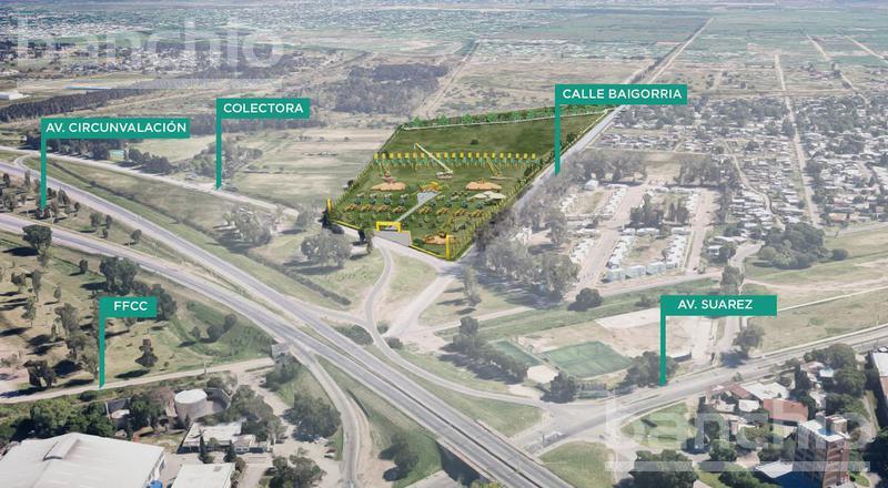 AV. CIRCUNVALACION Y BAIGORRIA, La Ceramica Y Cuyo, Santa Fe. Alquiler de Galpones y depositos - Banchio Propiedades. Inmobiliaria en Rosario