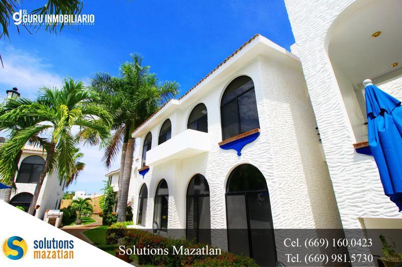Foto Casa en Venta en  Fraccionamiento El Cid,  Mazatlán  CASA EN VENTA EN EL CID
